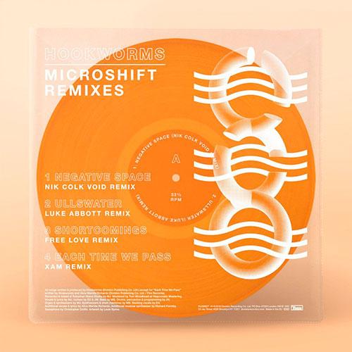 Hookworms announce Microshift Remixes EP
