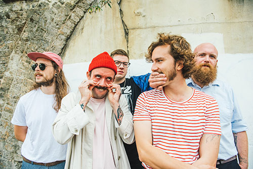 IDLES sign to Partisan ahead of second album