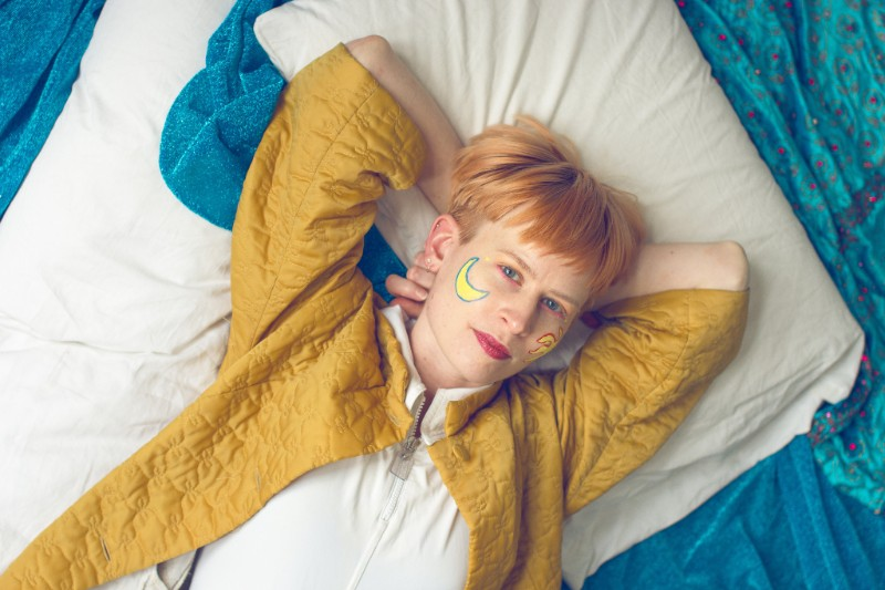 Jenny Hval announces new EP 'The Long Sleep'