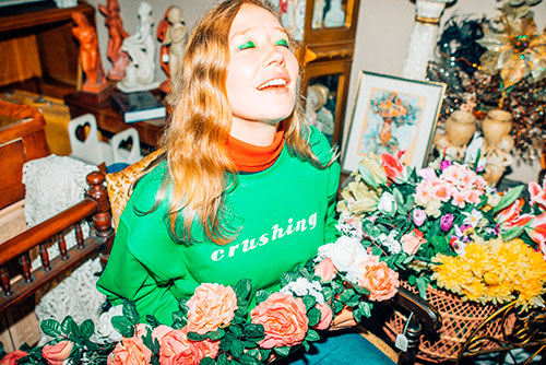 Julia Jacklin announces new album 'Crushing' and shares track