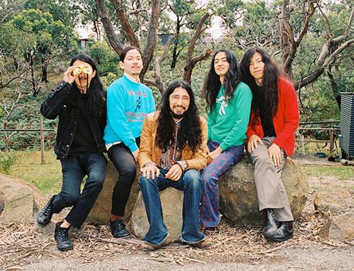 Kikagaku Moyo announce new album 'Masana Temples'