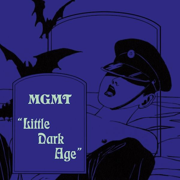 MGMT return with 'Little Dark Age', watch video here