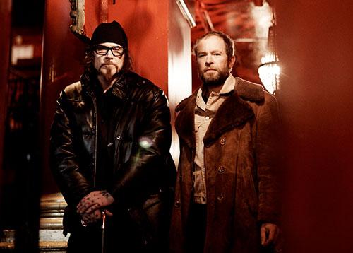 Mark Lanegan & Duke Garwood announce 'With Animals' album