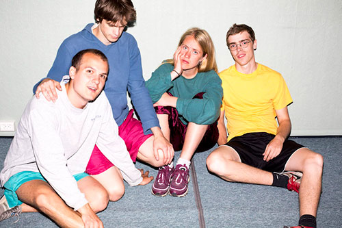 Pom Poko share debut single for Bella Union