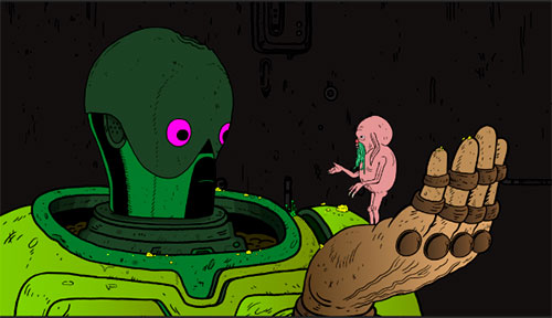 Chad VanGaalen shares 25 minute animated film - see it here