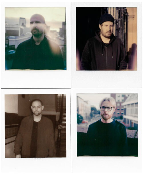 The Twilight Sad announce new album IT WON/T BE LIKE THIS ALL THE TIME
