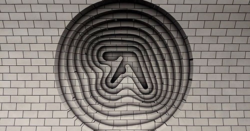 Aphex Twin drops hint about new album on Tube Station