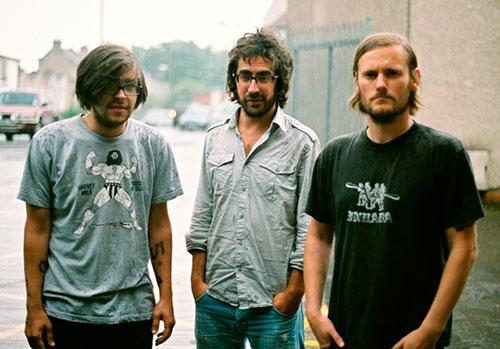 BEAK> announce third album >>> and share track 'Brean Down'