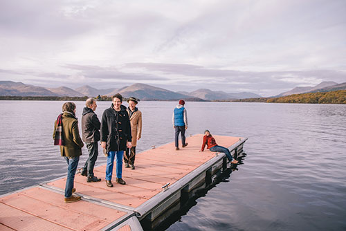 Belle and Sebastian announce The Boaty Weekender