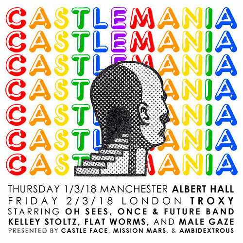 Oh Sees announce Castlemania for 2018