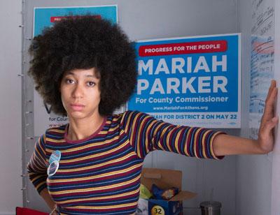 Erasing Mariah Parker