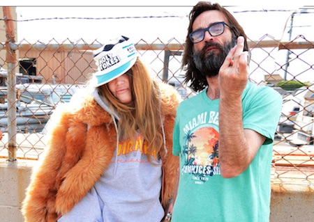Royal Trux announce new album 'White Stuff'