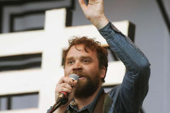 Frightened Rabbit singer Scott Hutchison found dead aged 36