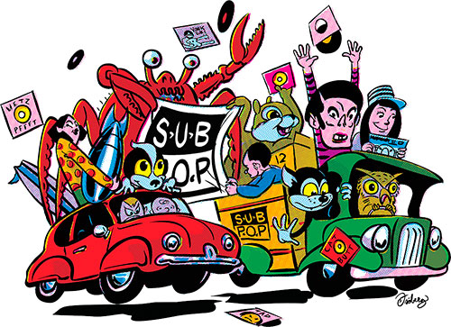 Sub Pop reveals lineup for 30th anniversary weekend