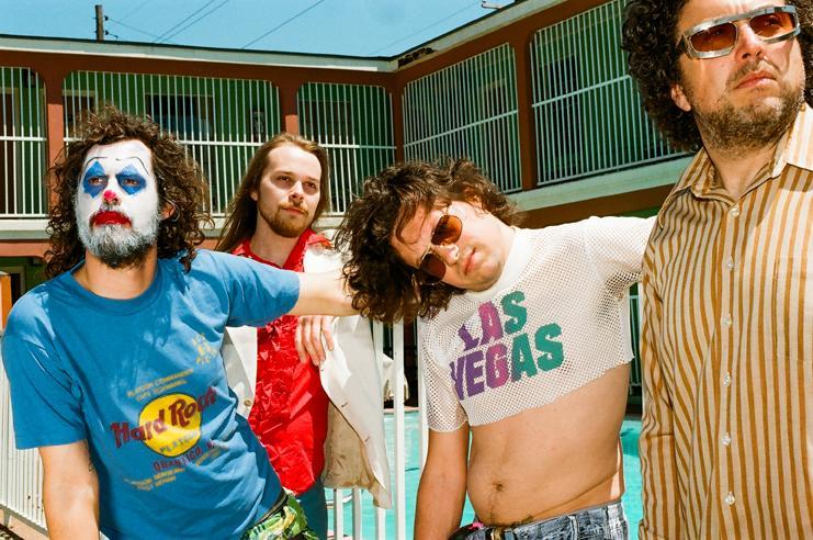 White Denim announce new album 'Performance' for City Slang
